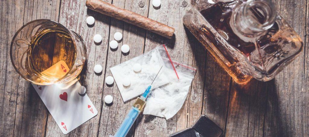 drogues et dependances